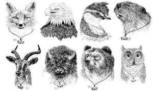Тотемное животное в нумерологии