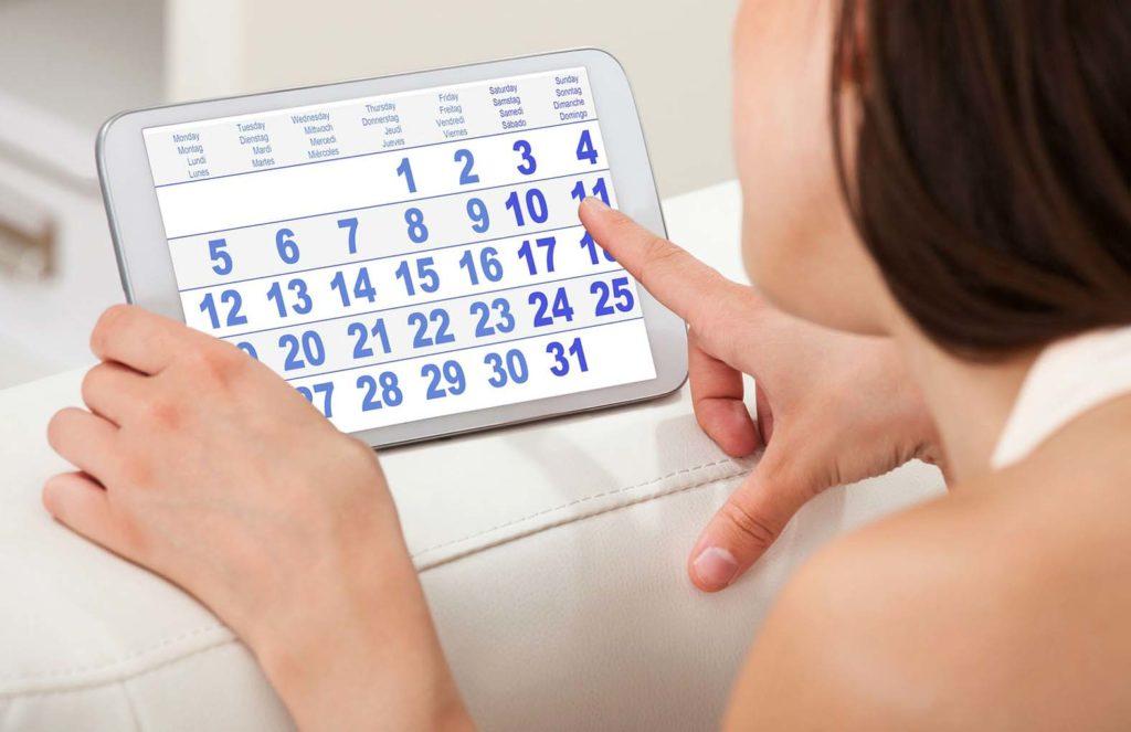 В какой день недели вы родились? Женский характер.