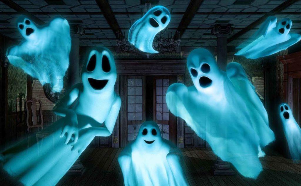 Как поведут себя знаки зодиака в замке с привидениями? Шуточный гороскоп.