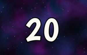 число 20