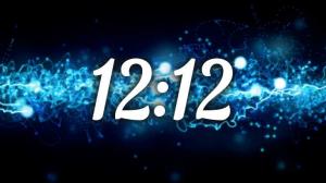 на часах !2:12