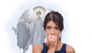 женщина и ангел
