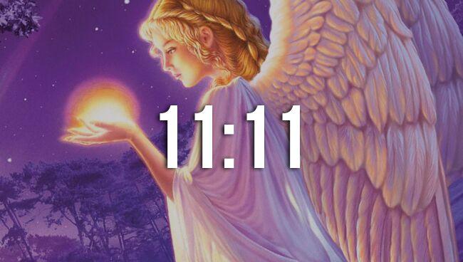 ангельская нумерология 11:11 на часах