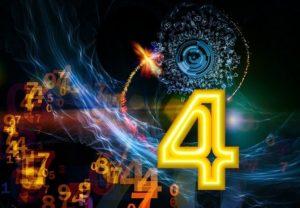 4 в нумерологии