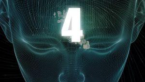 персональное число 4