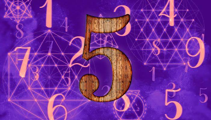 число 5 в нумерологии