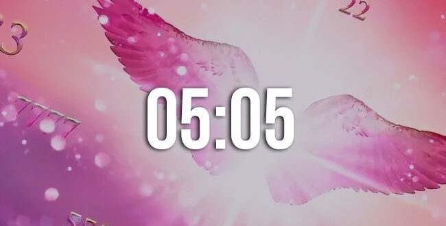 ангельская нумерология 05 05 на часах