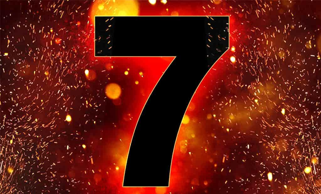Число судьбы 7 в нумерологии